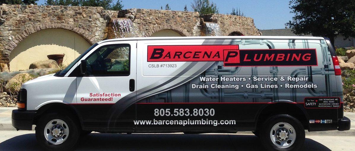 Barcena Plumbing