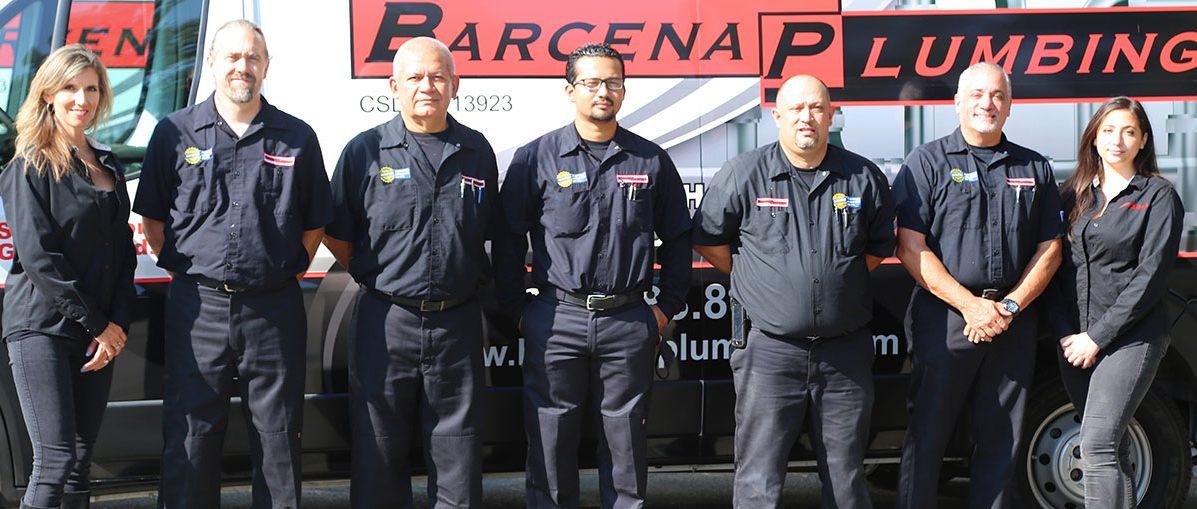Barcena Staff
